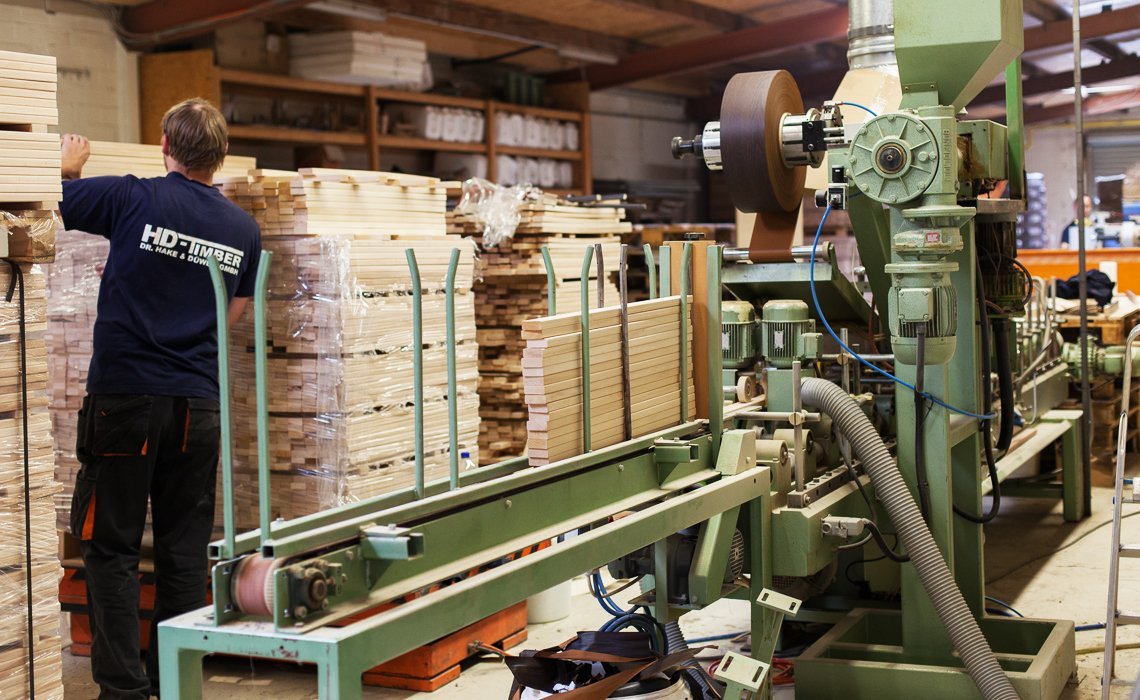Furniture Industry HD-Timber Dr Hake & Düwel GmbH